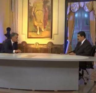 Maduro anuncia en entrevista con MEO que no vendrá al cambio de mando entre Bachelet y Piñera