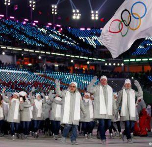 El COI mantiene la suspensión a Rusia, que no podrá usar su bandera en la clausura