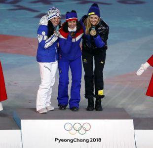 Así terminó el medallero de los Juegos Olímpicos de Invierno Pyeongchang 2018