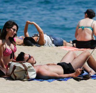 [FOTOS] Así se vive el último fin de semana de la temporada estival en Viña del Mar