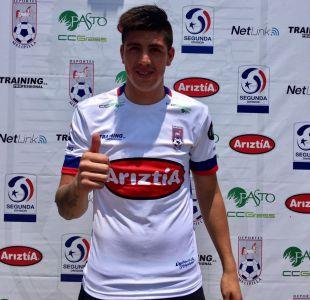 Stefan Pino: El goleador de Segunda División que busca su revancha en Primera B
