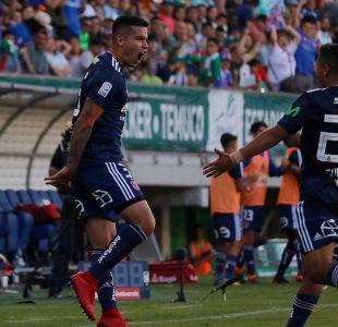 Siguen los buenos resultados para Hoyos: La U logra imponerse por la cuenta mínima ante Temuco