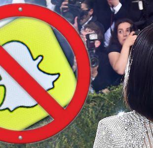 Más allá de que Kylie Jenner esté muy harta ¿está Snapchat acercándose a su fin?