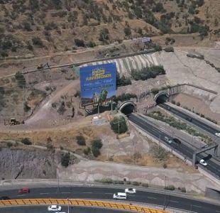 Las claves de la nueva autopista que comenzó a construirse en Santiago