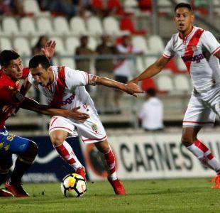 [VIDEO] Goles fecha 4: El heroico empate de Curicó frente a Unión Española en La Granja