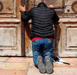 Cómo una disputa económica llevó al cierre del Santo Sepulcro