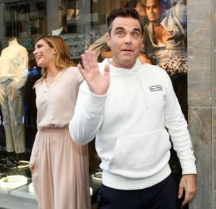 [VIDEO] Robbie Williams anuncia visita a Chile