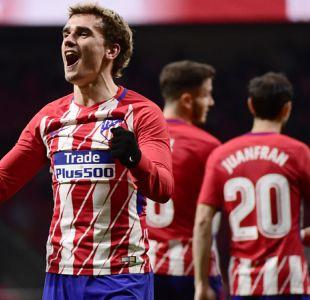 Atlético de Madrid le mete presión al Barcelona y Málaga de Iturra se hunde en España