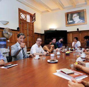 Los ejes que marcarán la nueva ronda de negociaciones de la Nueva Mayoría y el Frente Amplio