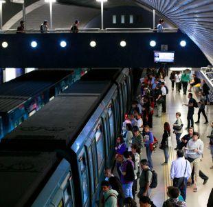El video con que el Metro de Santiago busca generar conciencia sobre el uso de ascensores