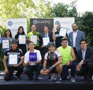 Kappo Bike lanza concurso que invita a las  empresas a incentivar el uso de la bicicleta