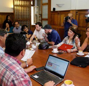 Nueva Mayoría y Frente Amplio esperan cerrar el lunes negociación por comisiones de la Cámara