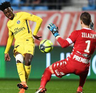 Hijo del mítico George Weah hace su debut en triunfo del Paris Saint-Germain