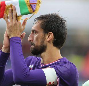 [VIDEO] Fiorentina despide a su capitán con emocionante homenaje