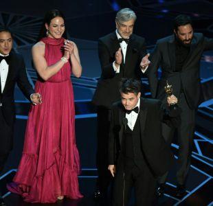 [VIDEO] La inesperada respuesta del ministro Larraín al Oscar que ganaron sus hijos