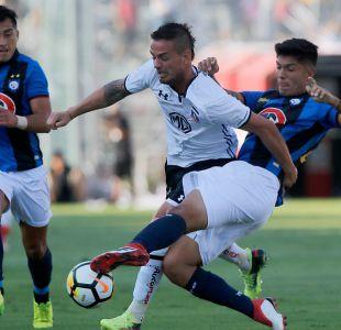 [VIDEO] Goles fecha 5: Colo Colo volvió al triunfo con la ayuda de Riveros ante Huachipato