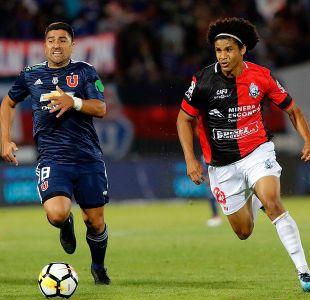 [VIDEO] Goles fecha 5: La U sumó una nueva victoria derrotando a Antofagasta