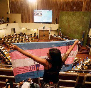 [VIDEO] Fundación Iguales celebra aprobación de Ley de Identidad de Género: es un hito histórico