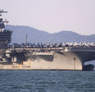 Cómo es el portaaviones Carl Vinson y qué mensaje envía EE.UU. a China su histórico paso por Vietnam