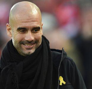 Guardiola acepta los cargos de la FA por lucir símbolo independentista