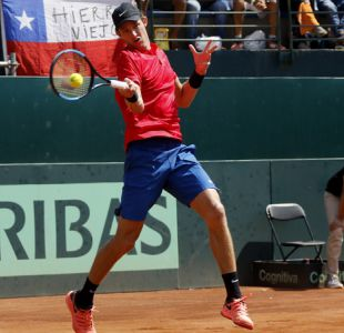 [VIDEO] El explosivo ascenso de Nicolás Jarry en el ránking ATP