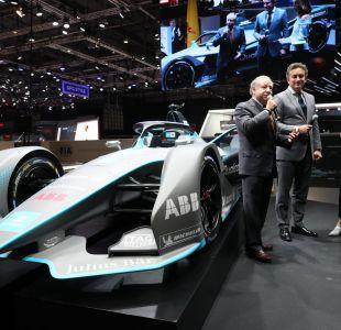 [VIDEO] Fórmula E presenta su monoplaza de segunda generación en Ginebra
