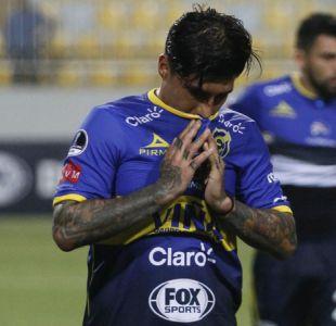 Pesó la derrota en casa: Everton eliminado de la Sudamericana tras vencer a Caracas