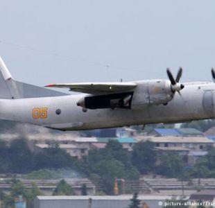 Avión ruso en Siria se estrella y deja 39 muertos