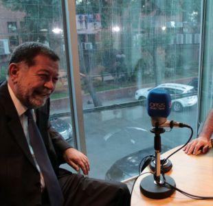 [VIDEO] A ver si me consigo pega: La sorpresiva visita de Aleuy a radio Oasis