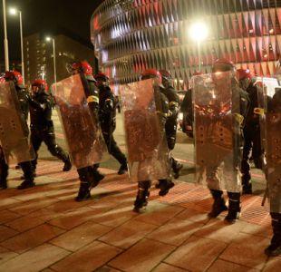 Temor a hooligans rusos ensombrece la Europa League y el Mundial 2018