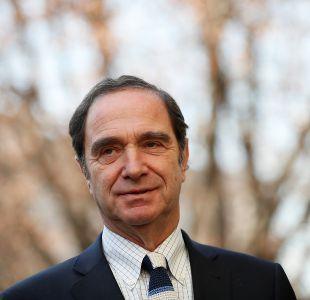 Hernán Larraín abogó por reforma a nominación de notarios