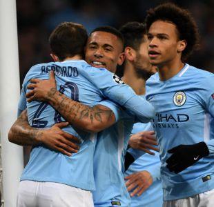 Con Bravo en el arco: City es superado por el Basilea pero consigue avanzar a cuartos de Champions