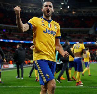 """Chiellini dedica a Astori el triunfo de Juventus: """"Siempre estará en nuestros corazones"""""""