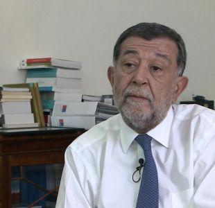[VIDEO] El último día de Mahmud Aleuy en La Moneda