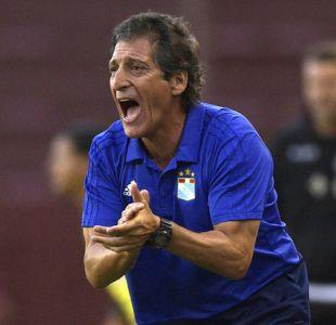 Mario Salas se despide de la Sudamericana pese a triunfo de Sporting Cristal ante Lanús