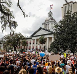 EE.UU: senado y Cámara baja de Florida aprueban ley que restringe compra de armas