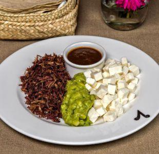 El almuerzo del futuro: insectos, malezas y mantequilla de algas