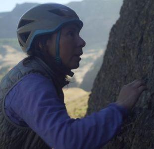 """Primera chilena en ascender el Everest es nominada al premio """"Mujeres que dejan huella"""""""