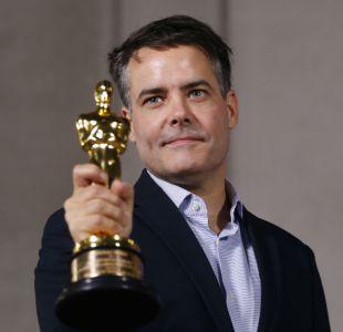 ¿Cómo hizo Sebastián Lelio para pasar el premio Oscar en su maleta de mano en el aeropuerto de LA?