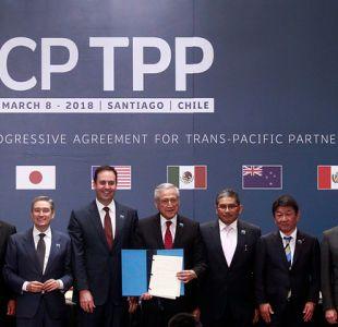 Chile y otros 10 países firman el TPP-11 sin Estados Unidos