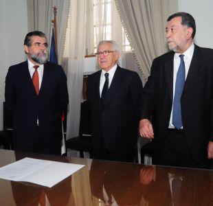 Ubilla y continuidad de Villalobos en Carabineros: Esa materia la tendrá que evaluar el Presidente