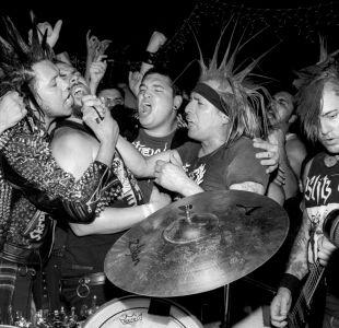 Este jueves se exhibe en Chile el documental Los Punks, we are all we have