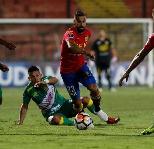 [Minuto a Minuto] Unión Española busca seguir vivo en la Sudamericana ante Sport Huancayo