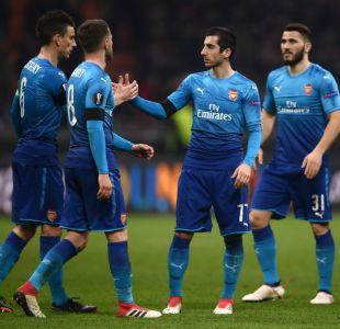 Europa League: Balance dispar para españoles mientras que Arsenal conquista San Siro