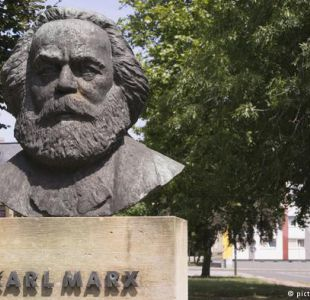 Venden carta de Marx por más de 53.000 dólares en subasta