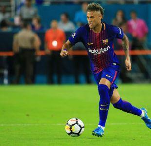 Prensa española ya habla de una vuelta de Neymar a la Liga