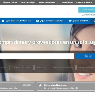 Informe destaca a Chile como uno de los países líderes en publicación de datos en compras públicas