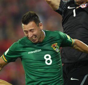 Figura del próximo rival de Colo Colo en Copa Libertadores sale llorando de la cancha
