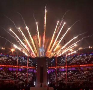 [VIDEO] El iluminado estreno de los Juegos Paralímpicos de PyeongChang 2018