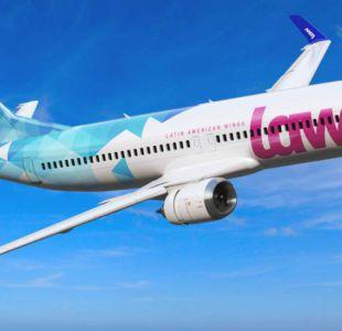 Justicia ordena retención de cinco aviones pertenecientes a Law